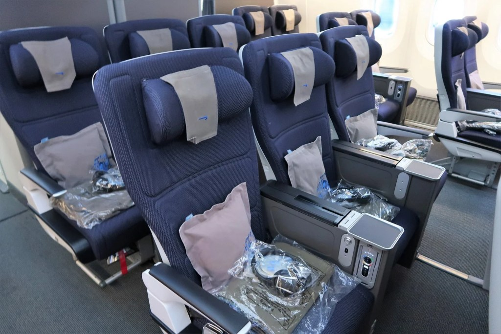 Review: BA Premium Economy on the B787-8, 787-9 and 747