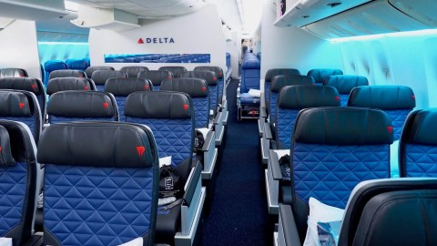Review: Delta Premium Select on the First Retroed 777 on