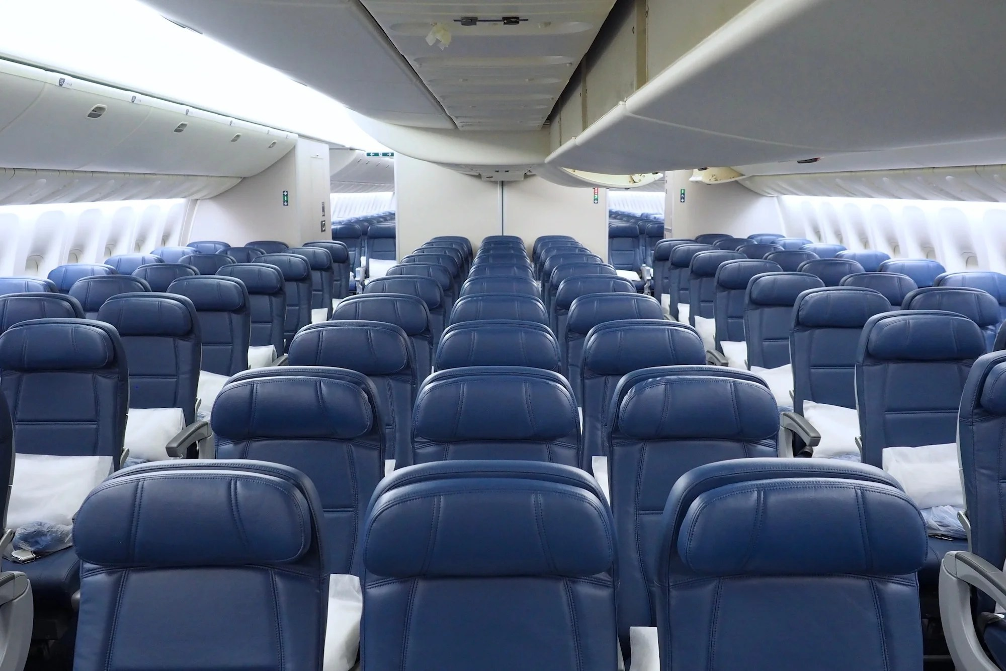 Review Delta Premium Select On The First Retrofitted 777