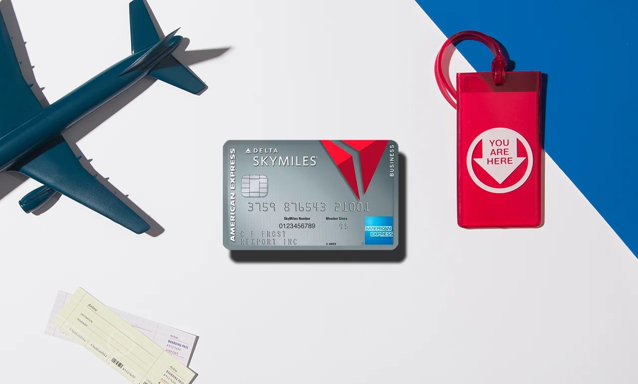 Mixed Welcome Bonus Introduced on the Amex Delta Platinum Business Card