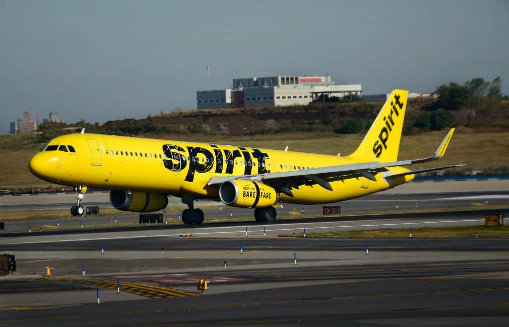 Six Tips for Flying Spirit Airlines With a Family