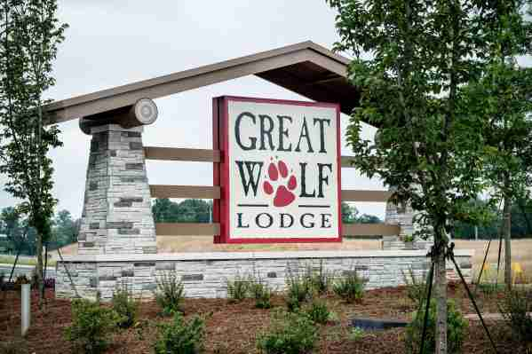 LAGRANGE, GA - MAY 24: A general view of the atmosphere during the Great Wolf Lodge Georgia grand opening at Great Wolf Lodge Georgia on May 24, 2018 in LaGrange, Georgia. (Photo by Marcus Ingram/Getty Images)