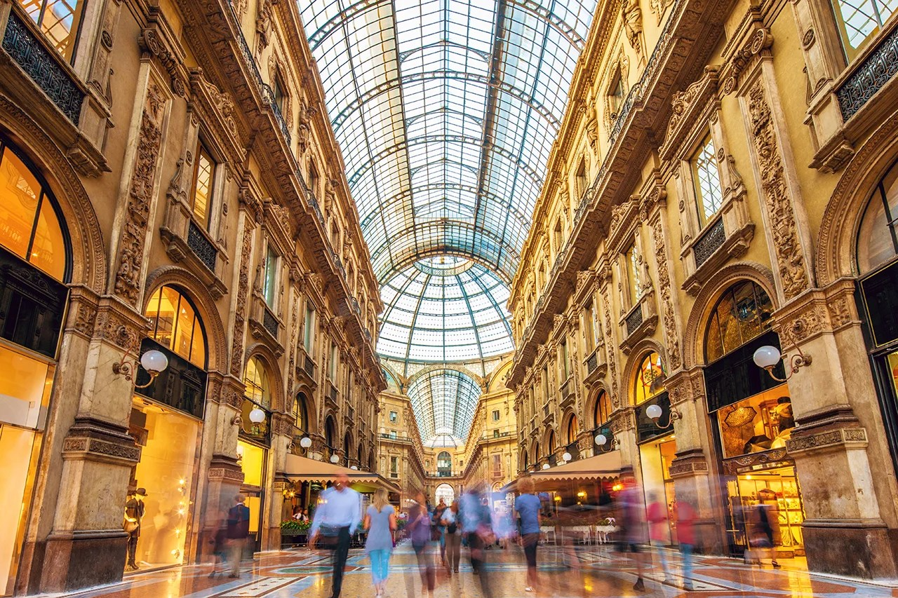Have you visited Milan