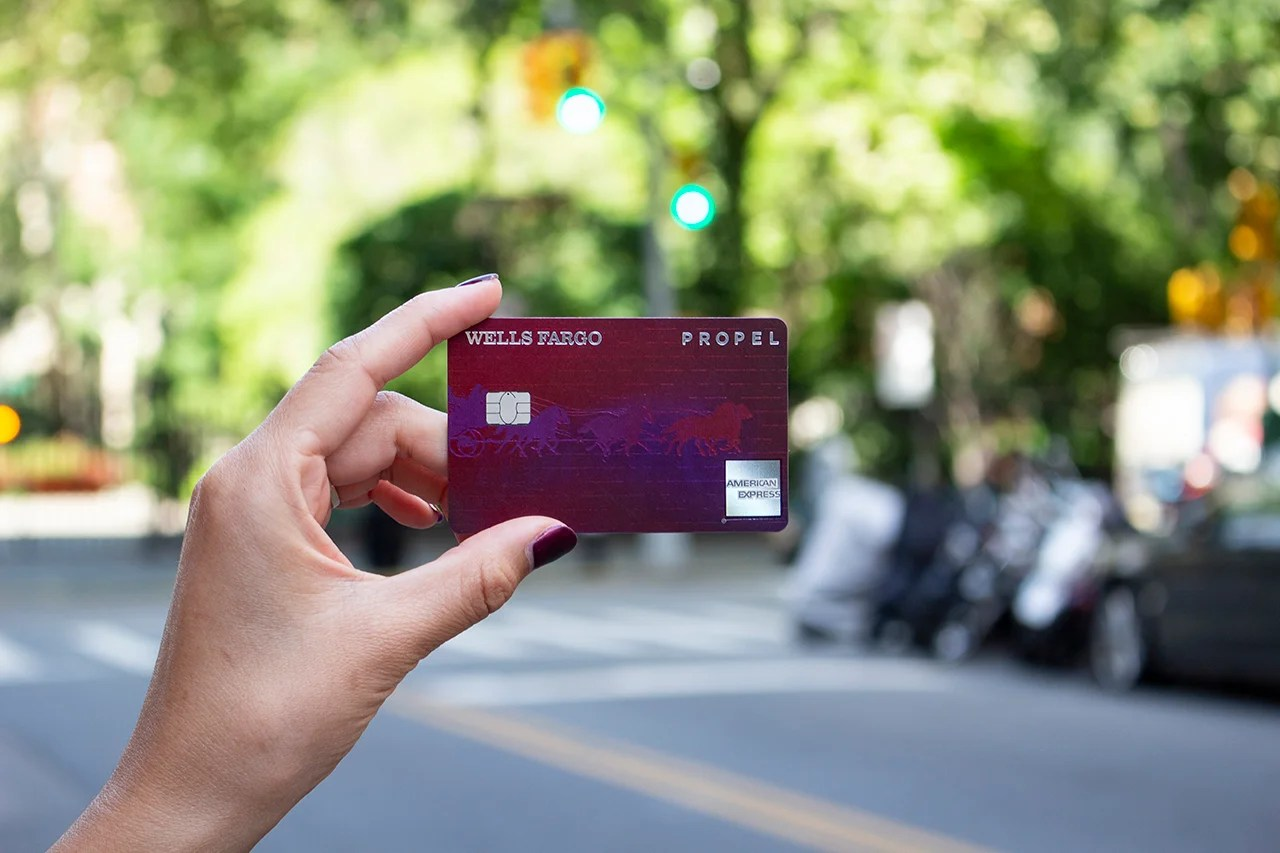 Is the Wells Fargo Propel Amex a Good Card for a Light Traveler?