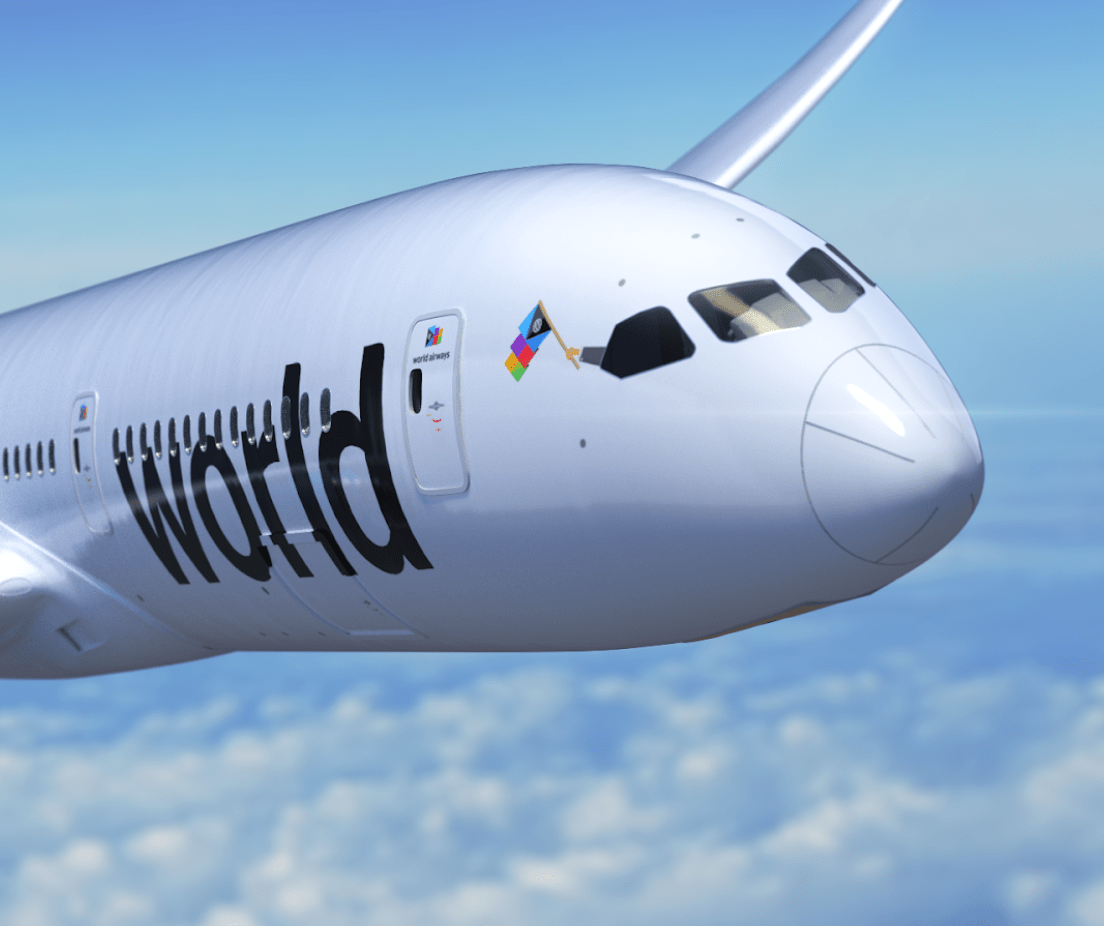 World Airways Reveals Its New Brand — But Will It Fly?