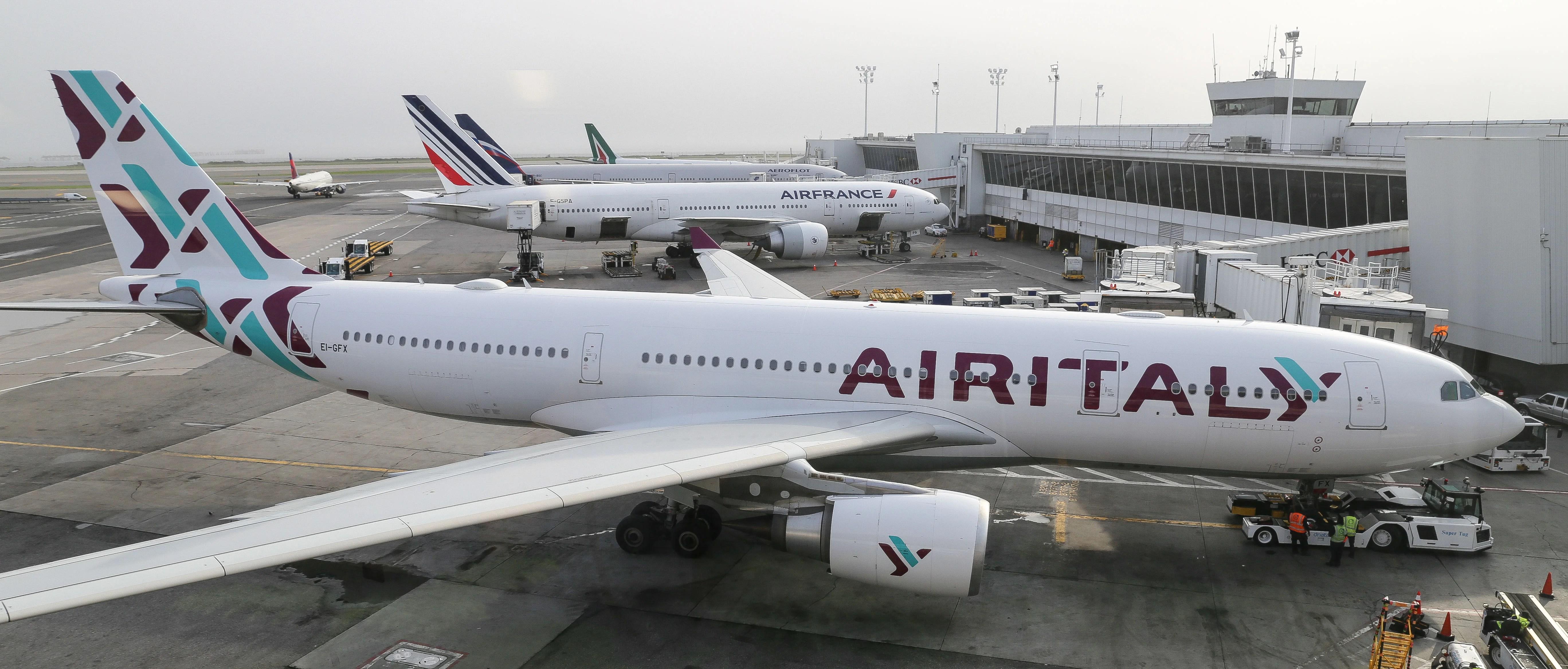 Alaska Air, Air Italy Announce Interline Agreement