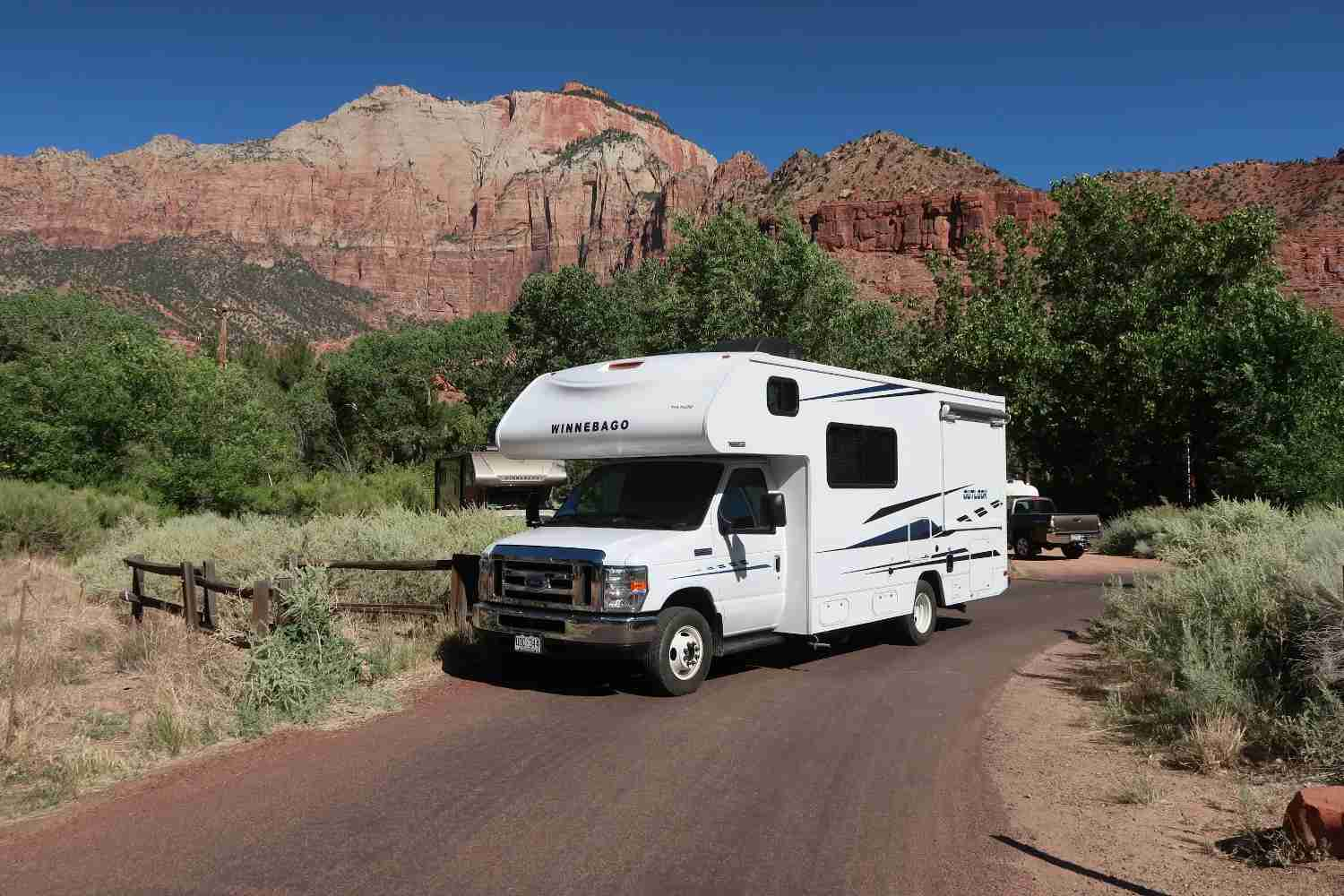 RV Zion (Photo by JT Genter/The Points Guy)
