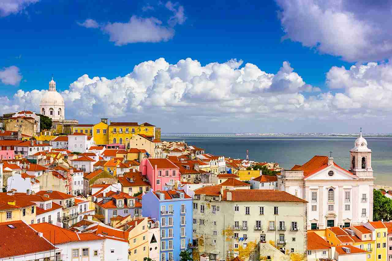 Have you been to the colorful Alfama District in Lisbon? (Photo by Sean Pavone Photo / Getty Images)