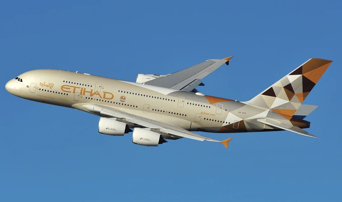 Jet Airways and Etihad Are Showing Serious Signs of Financial Distress