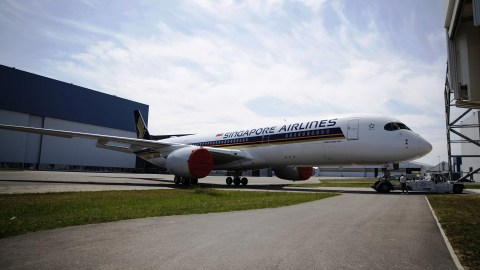 First Look at Aircraft to Operate World\'s Longest Flight