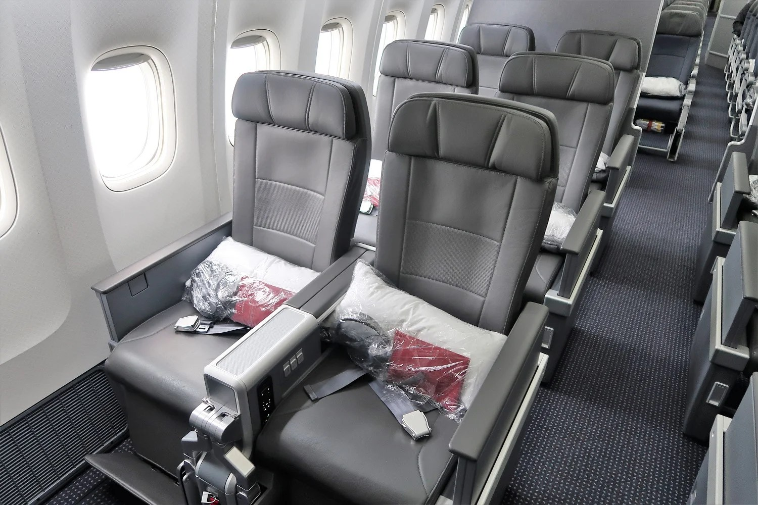 Details Of American Airlines Premium Economy Award Chart