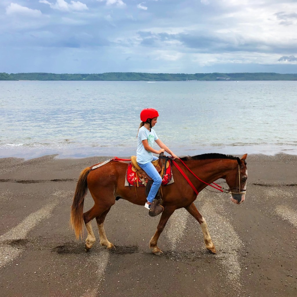 Horseback riding in Costa Rica (image by Summer Hull / The Points Guy)
