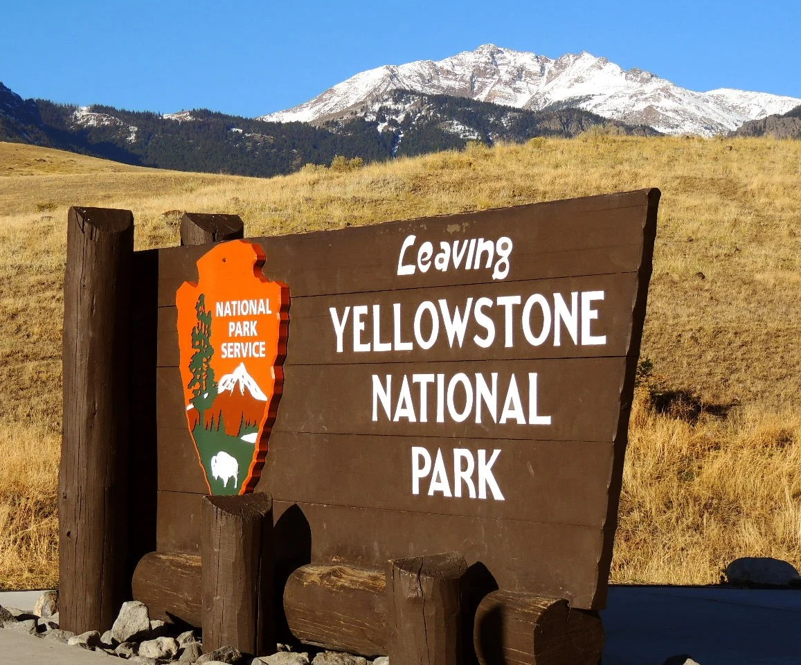 Visiting Yellowstone, A Land For All Time