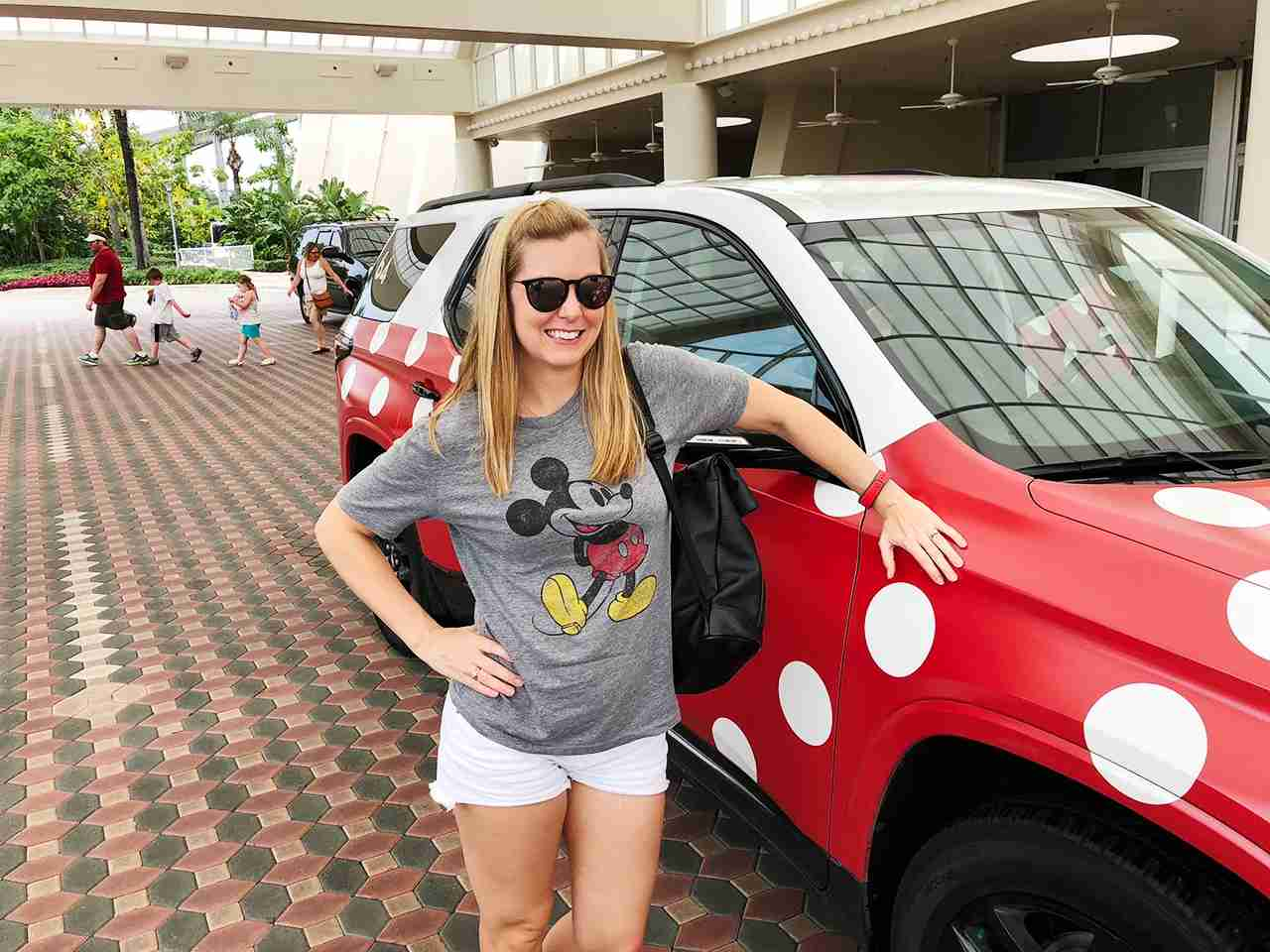 All aboard the $25 Minnie Van service