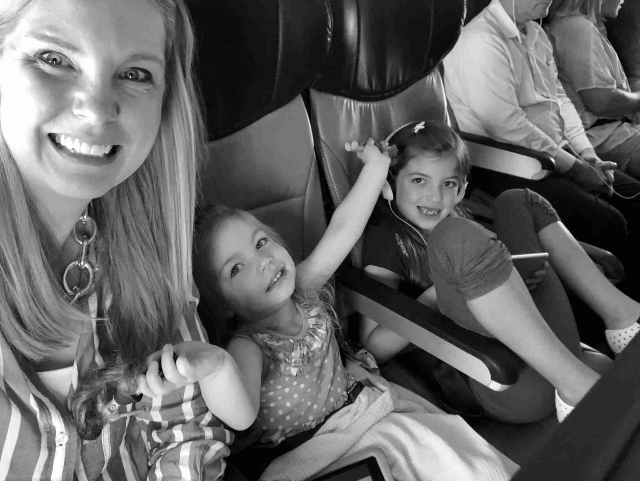 My family enjoys our occasional flights on Southwest