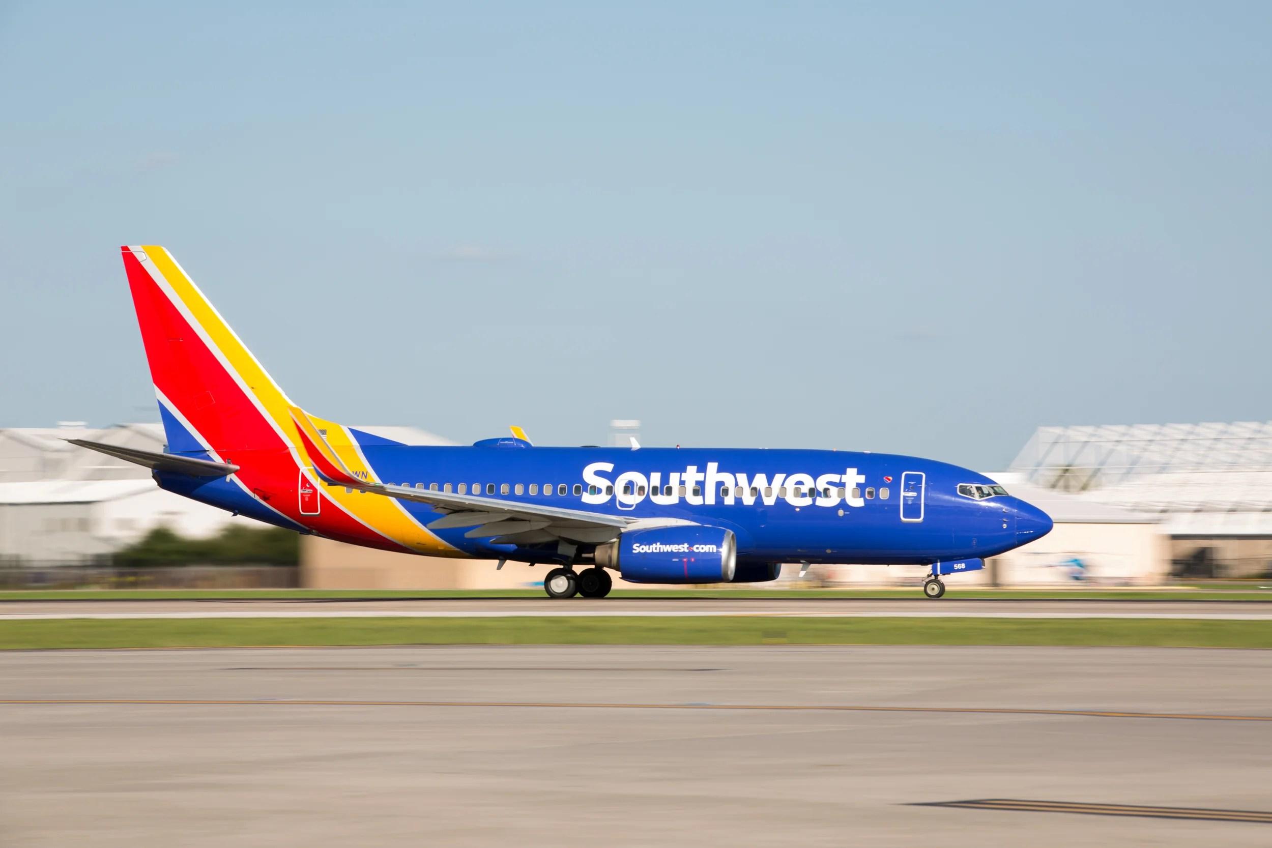 Southwest introduces premium credit card with 65000 point bonus colourmoves