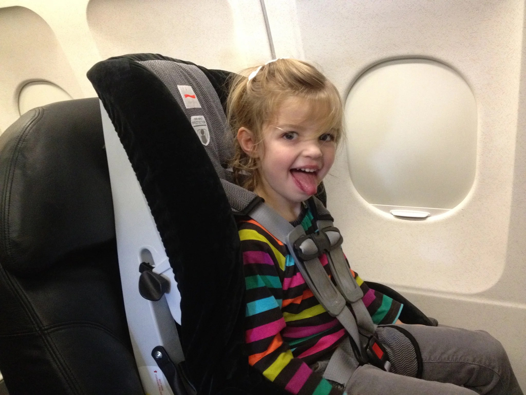 The Real Faa Car Seat Rules Not The Delta Version