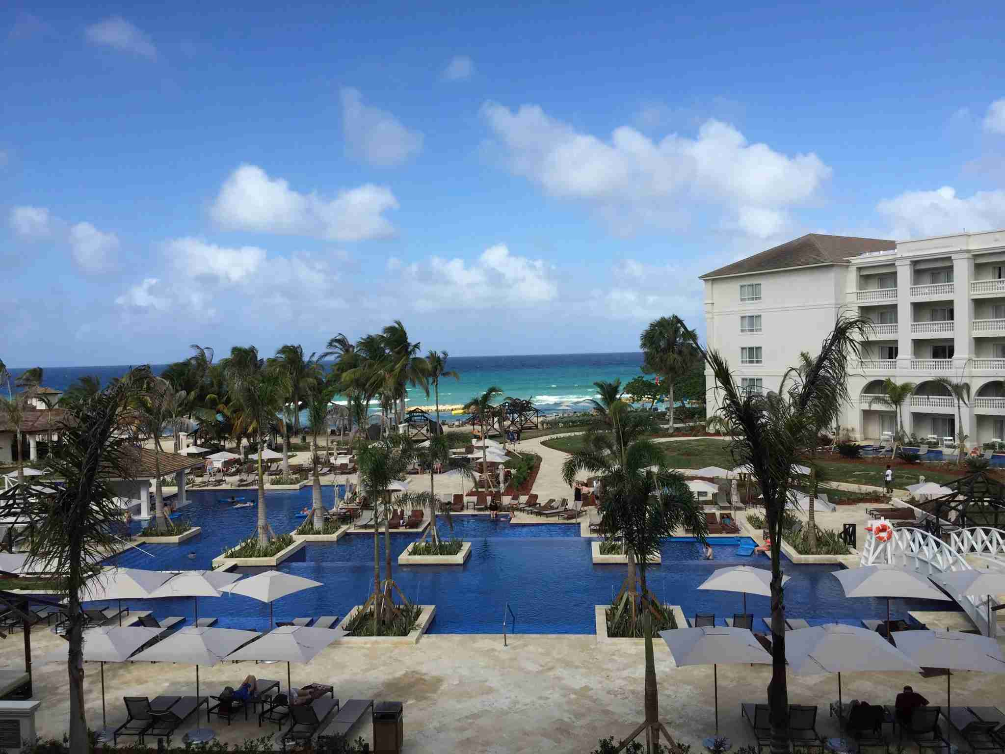 Hyatt Zilara Rose Hall Pools