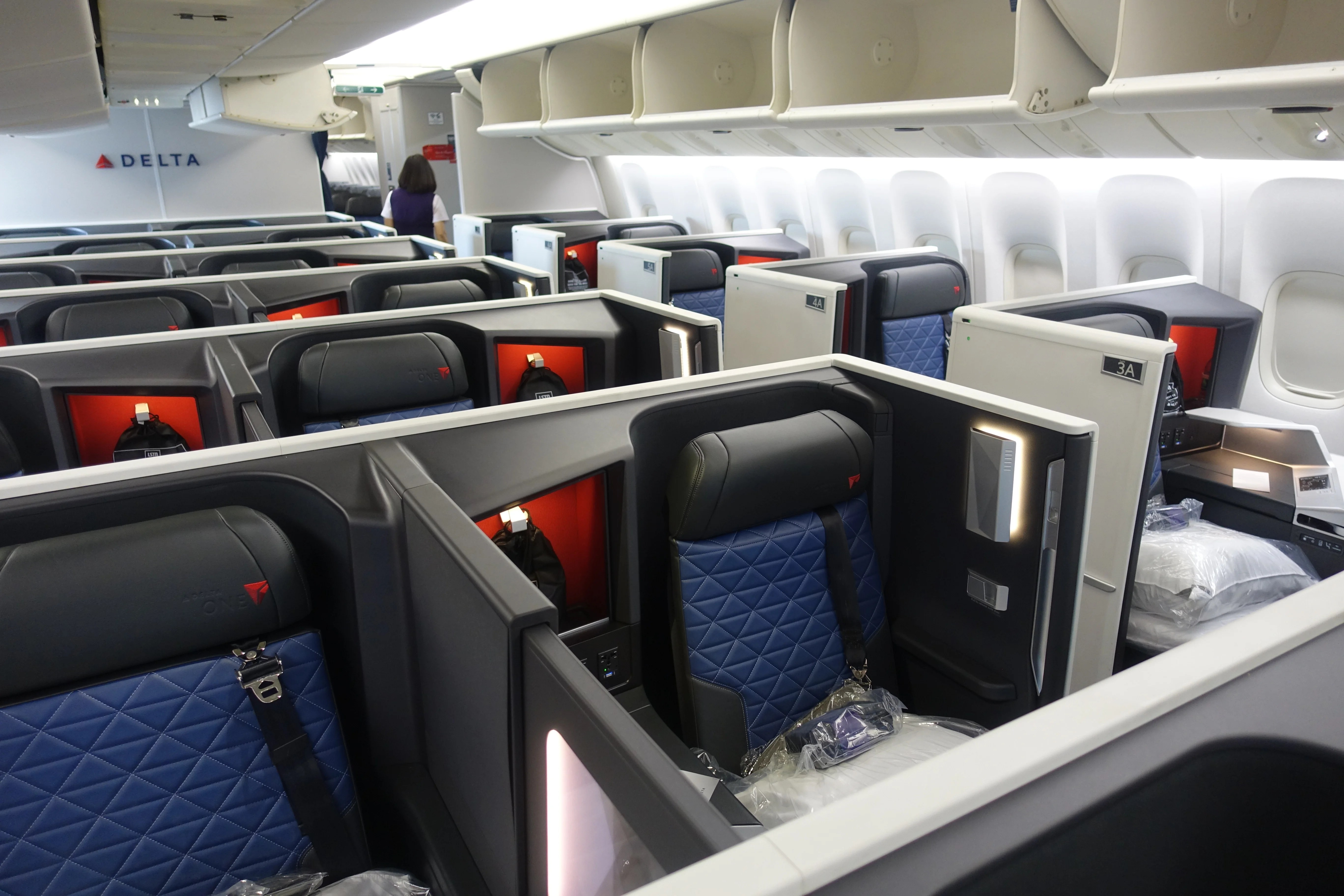 How To Fly Delta One Suites To Europe