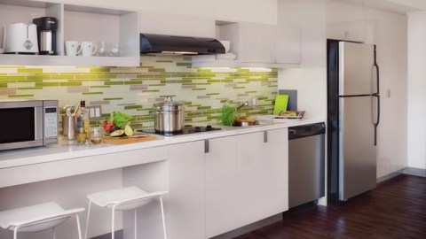 Hotels That Offer A Full Kitchen Available On Points The