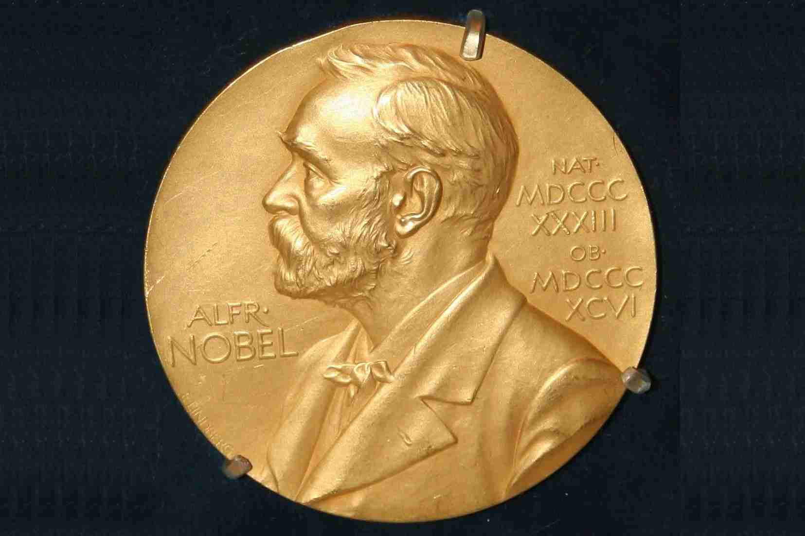 Unfortunately there is no Nobel Prize for points and miles. Yet. Image courtesy of Wikipedia