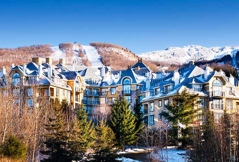 Photo courtesy of Le Westin Tremblant