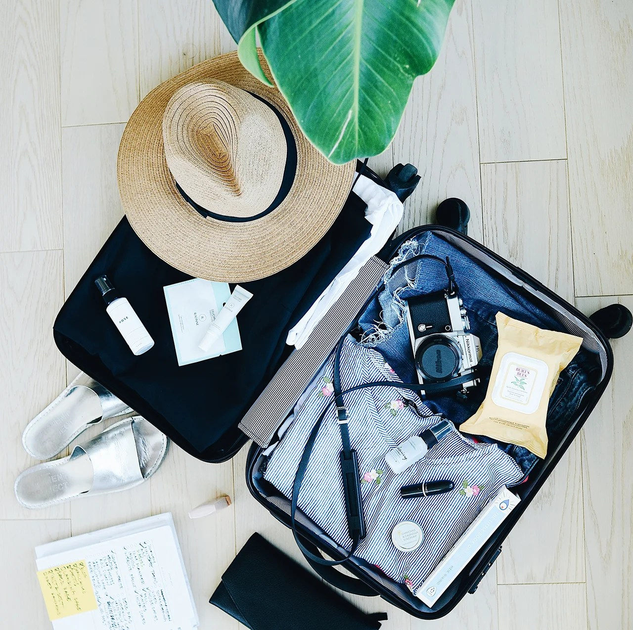Easy ways to avoid having to wear your entire suitcase on your next flight
