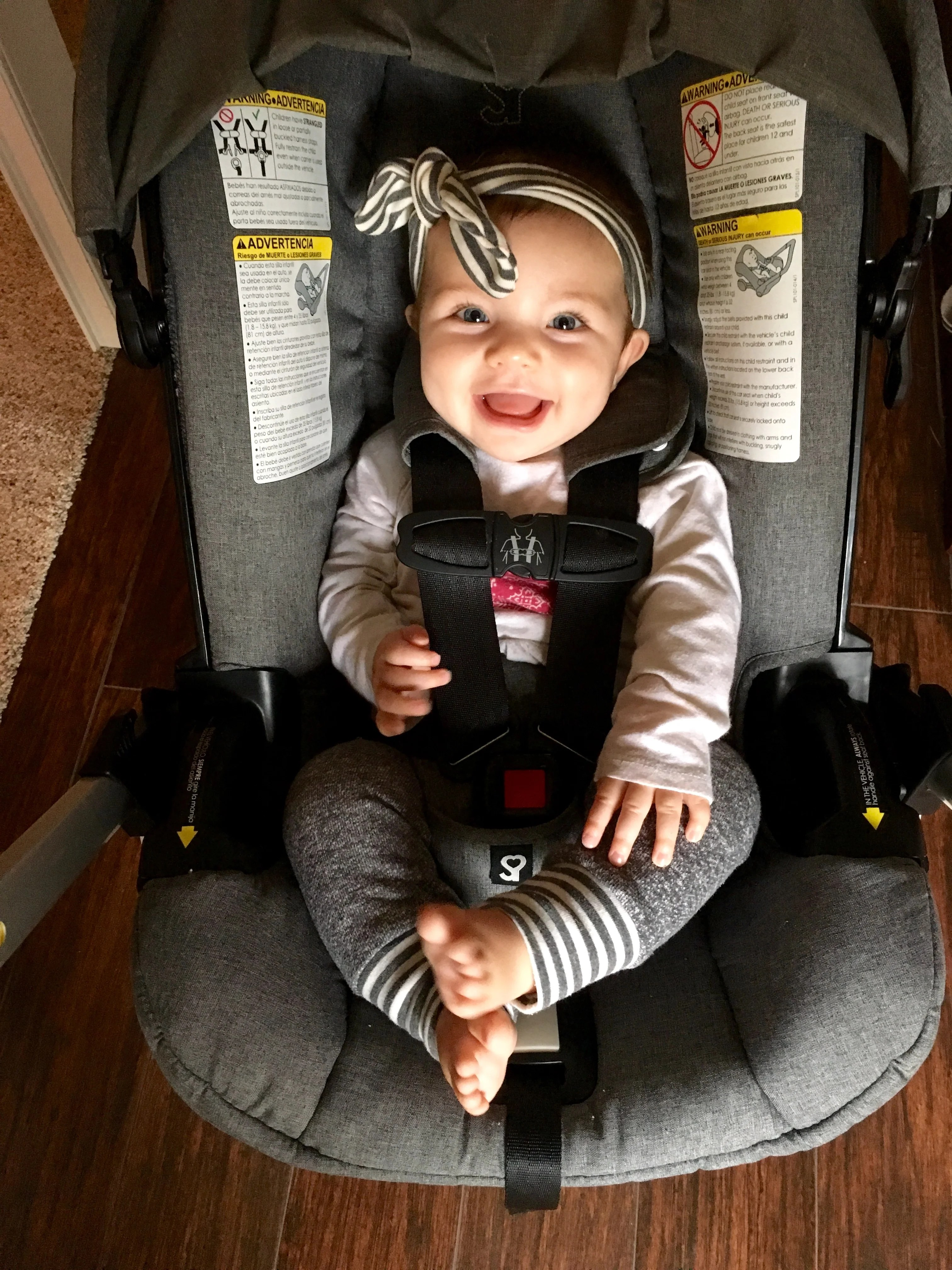The Doona Infant Car Seat Stroller Review - The Points Guy