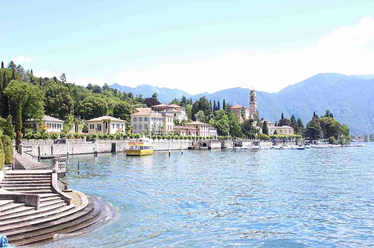 Lake Como, Italy. (Photo by Mariya Georgieva via Unsplash)