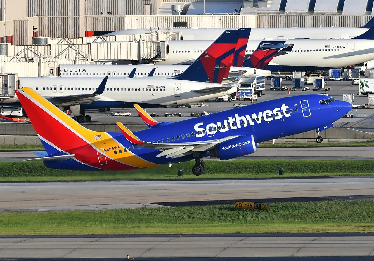 How to get seats together as a family on Southwest Airlines