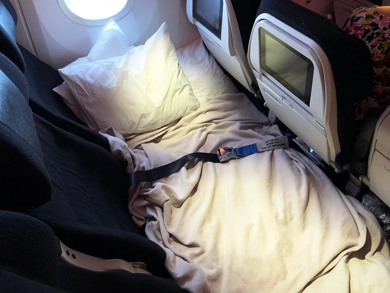Review Air New Zealand S Skycouch 787 9 From Auckland