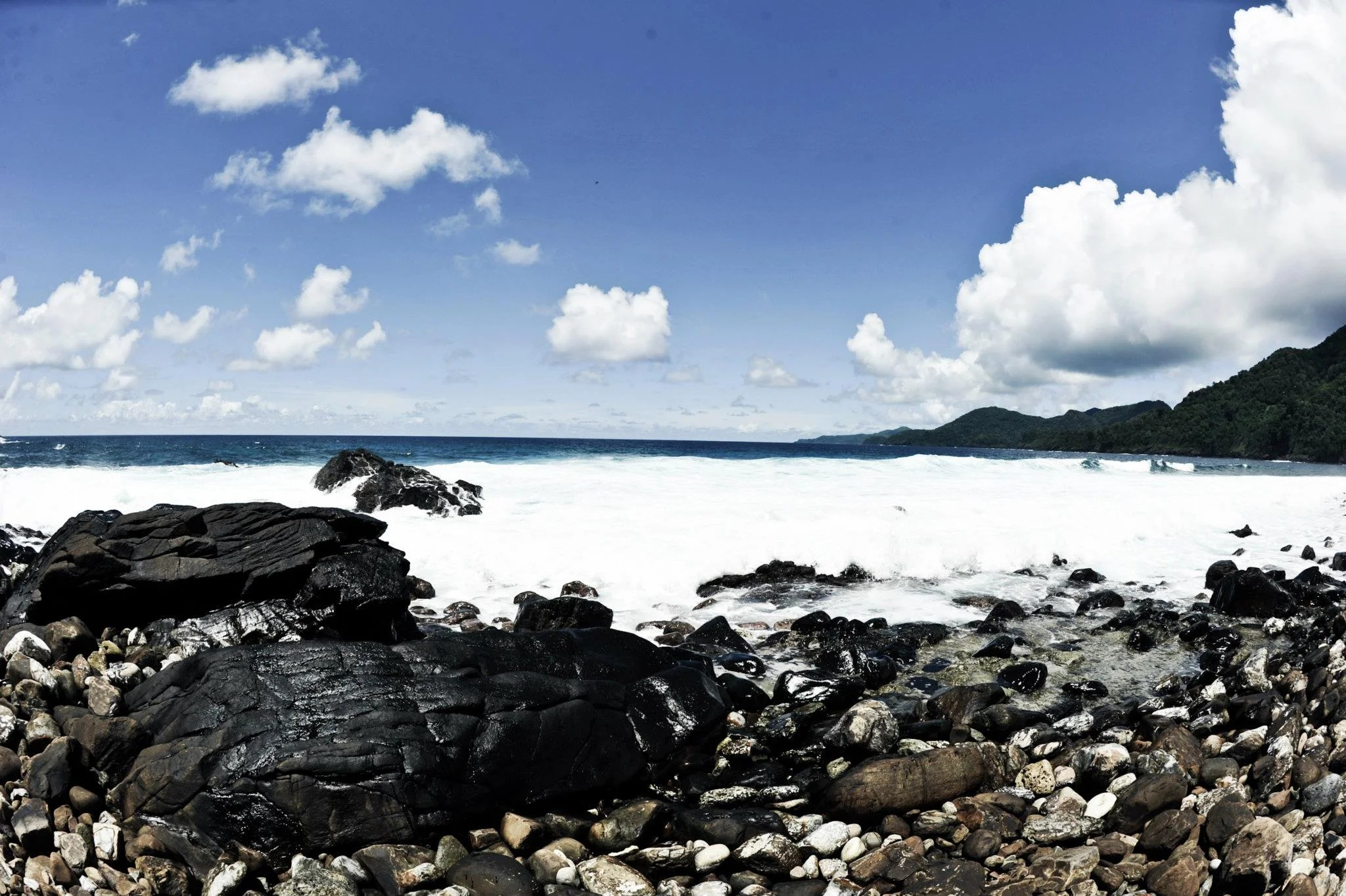 American Samoa National Park Coastline