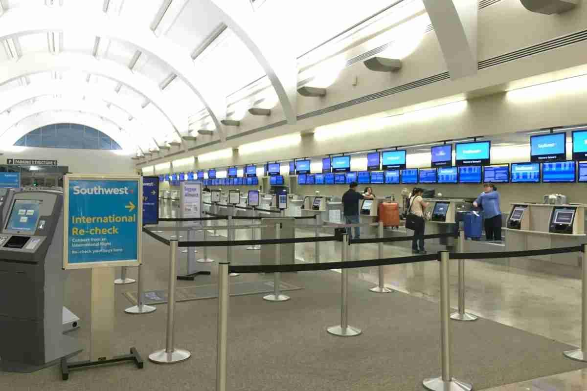 John Wayne SNA Airport