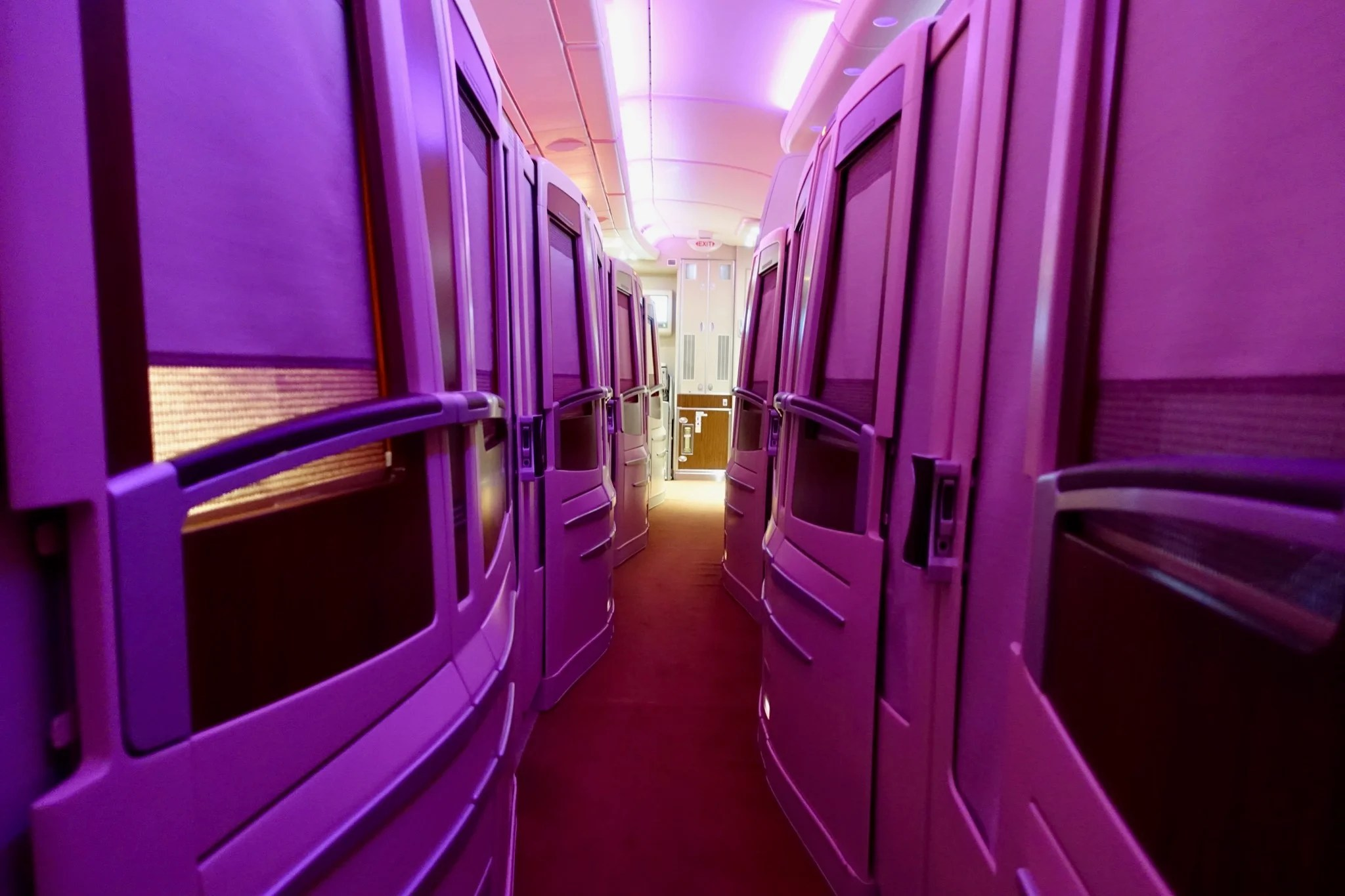 Double Beds for Cheap: Flying Norwegian on Hi Fly\'s A380