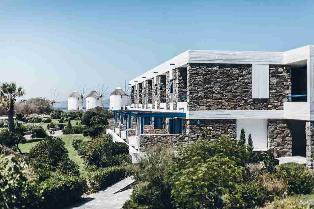 Photo courtesy of Mykonos Theoxenia
