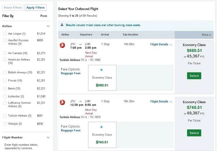 Chase's New Expedia Powered Travel Portal — Better or Worse?