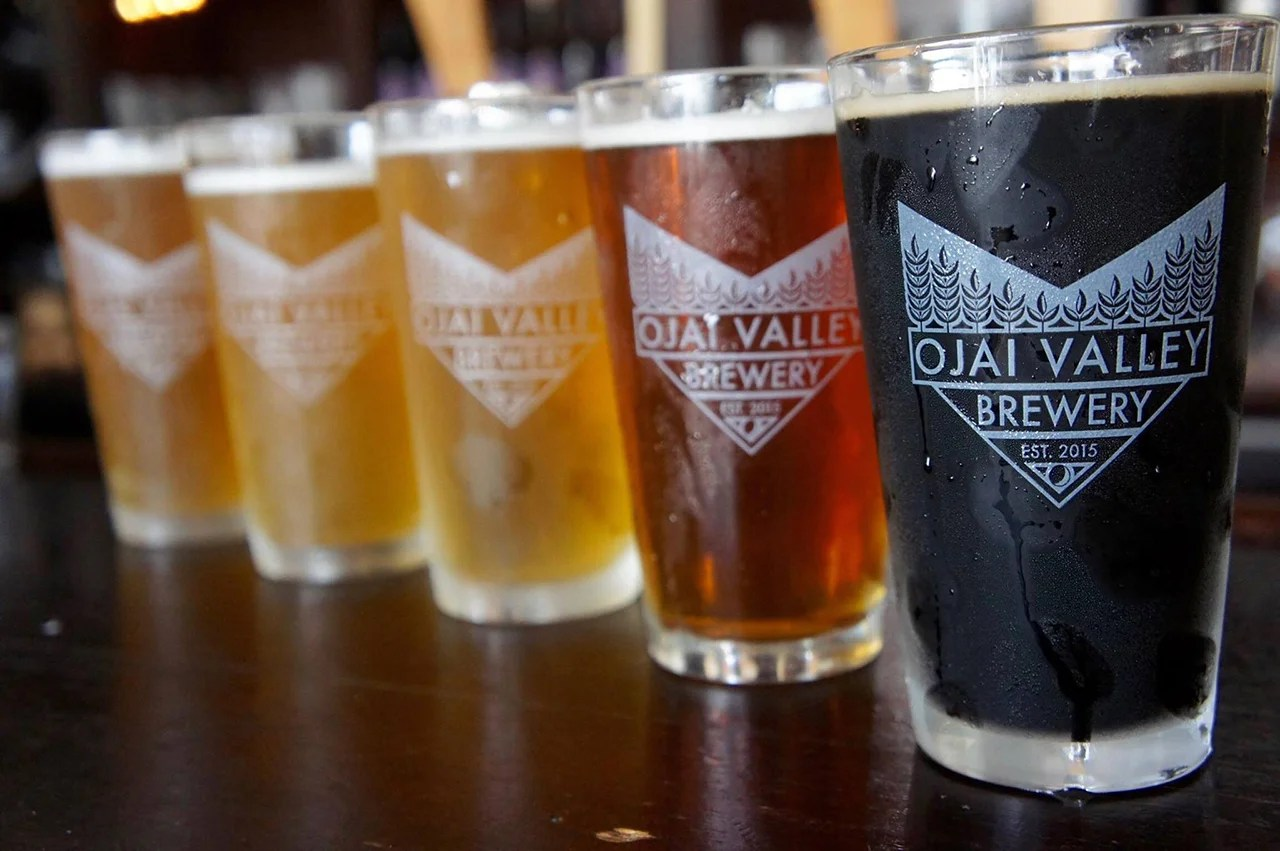 (Photo courtesy by Ojai Valley Brewery)
