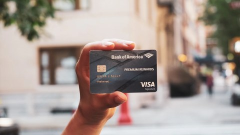 One year later how i earned and redeemed with bank of america bank of america premium rewards credit card news reheart Choice Image