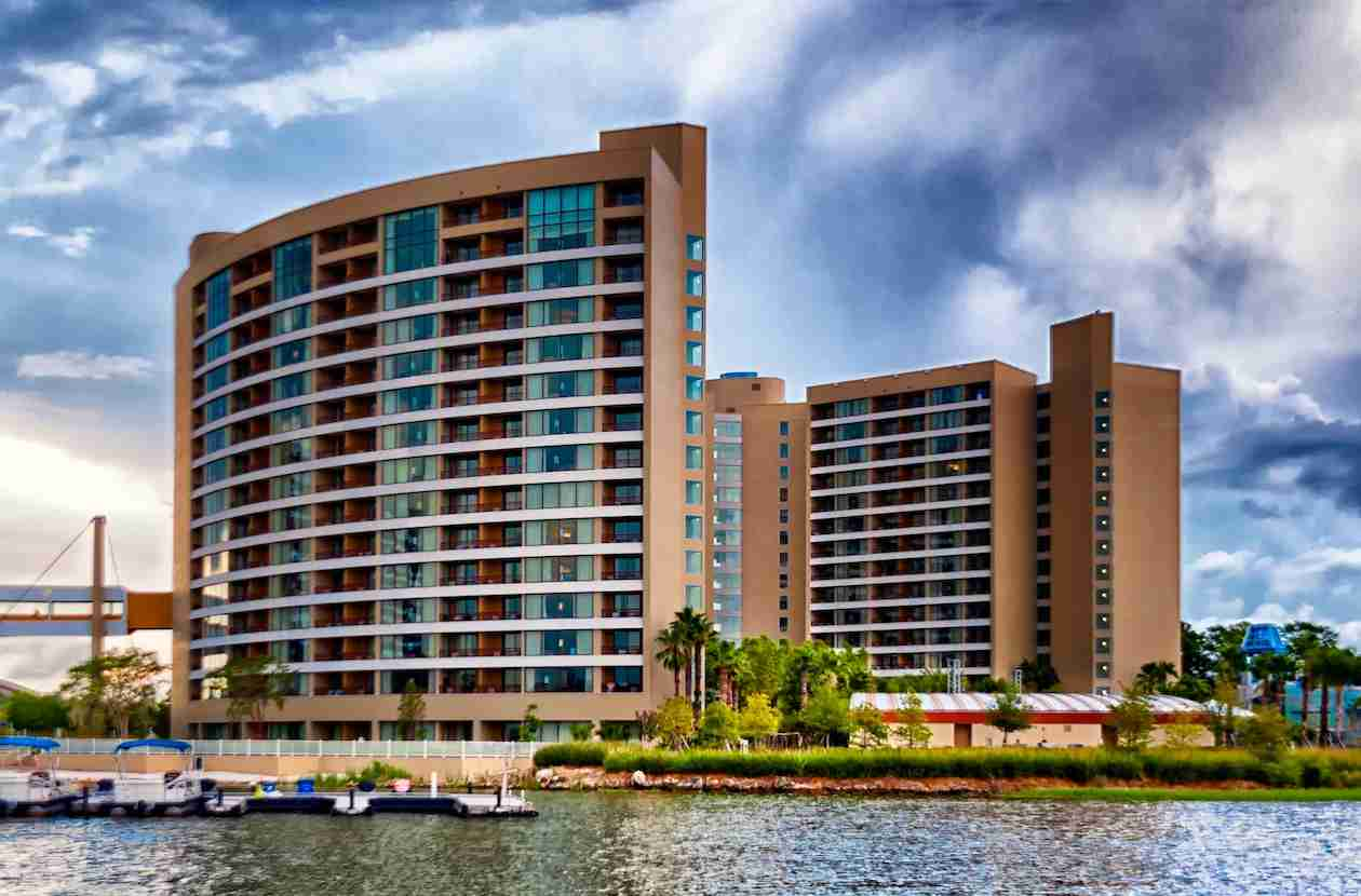 Bay Lake Towers in Walt Disney World. Photo by CL Photographs/Flickr
