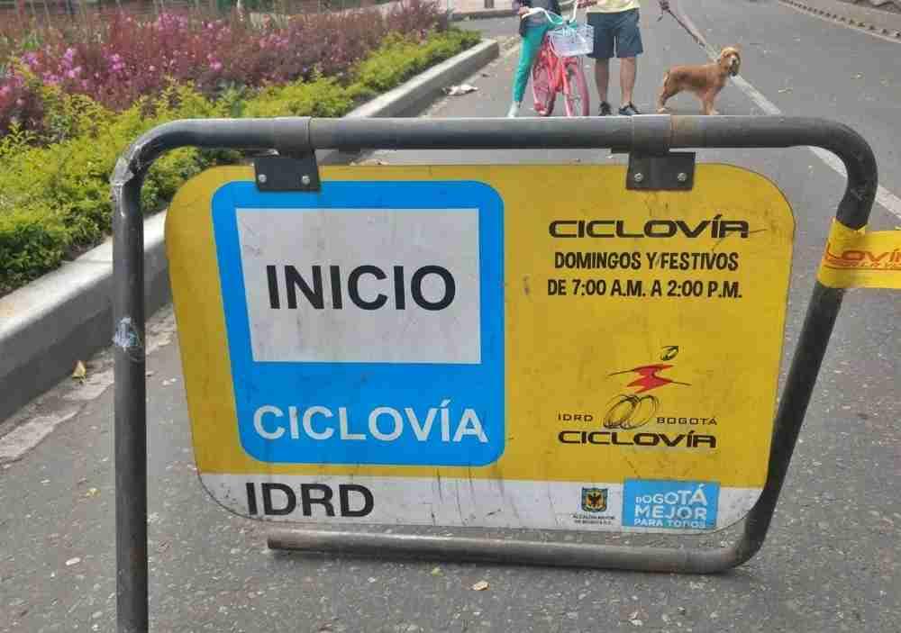 The Ciclovia. Image by Lori Zaino.