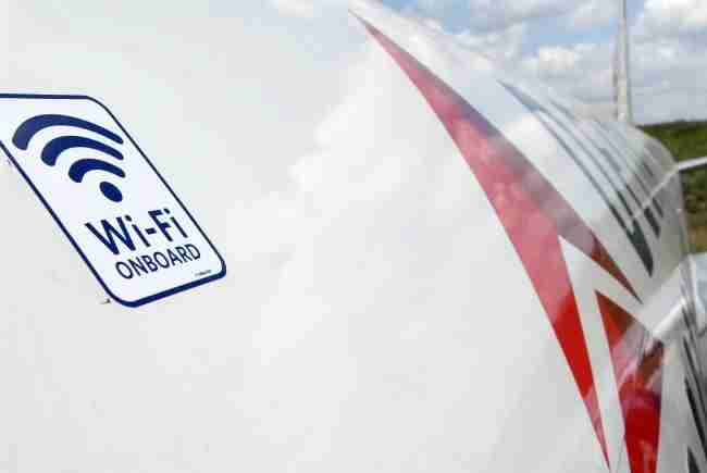 Now boarding... faster, free WiFi? (Photo courtesy of Delta Air Lines)