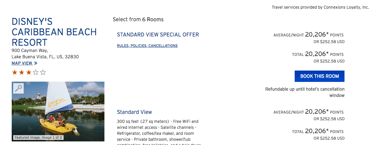 As of today you can still book Disney Resort with Citi ThankYou points