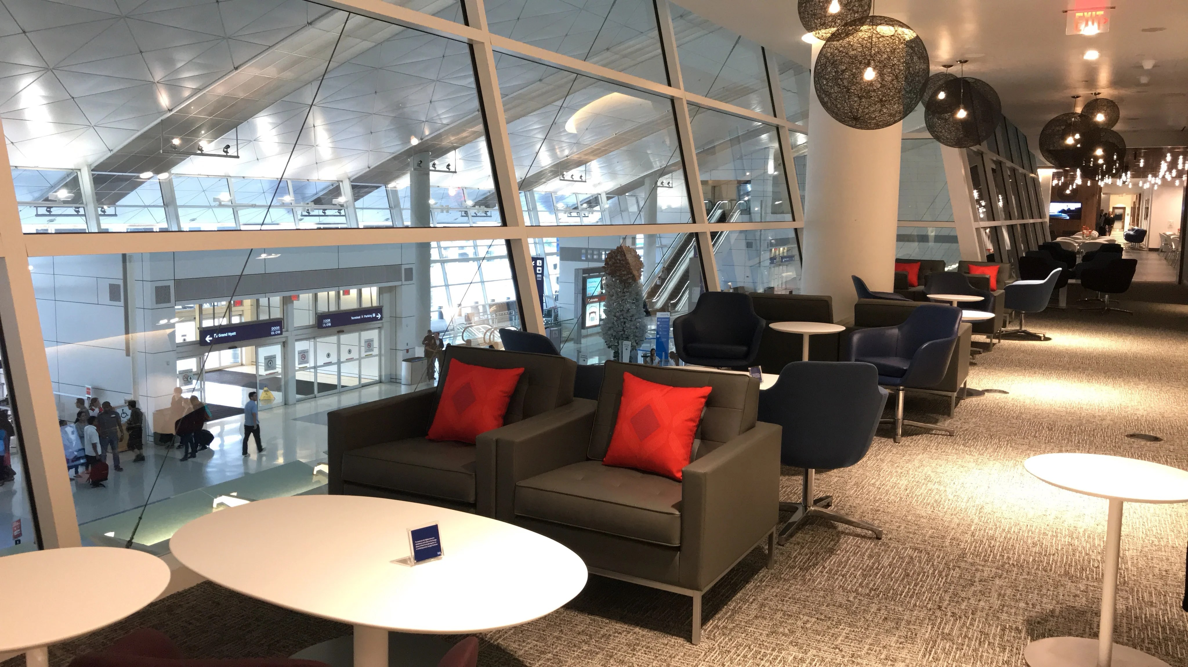 Tpgs sneak peek behind the scenes of the new dfw centurion lounge