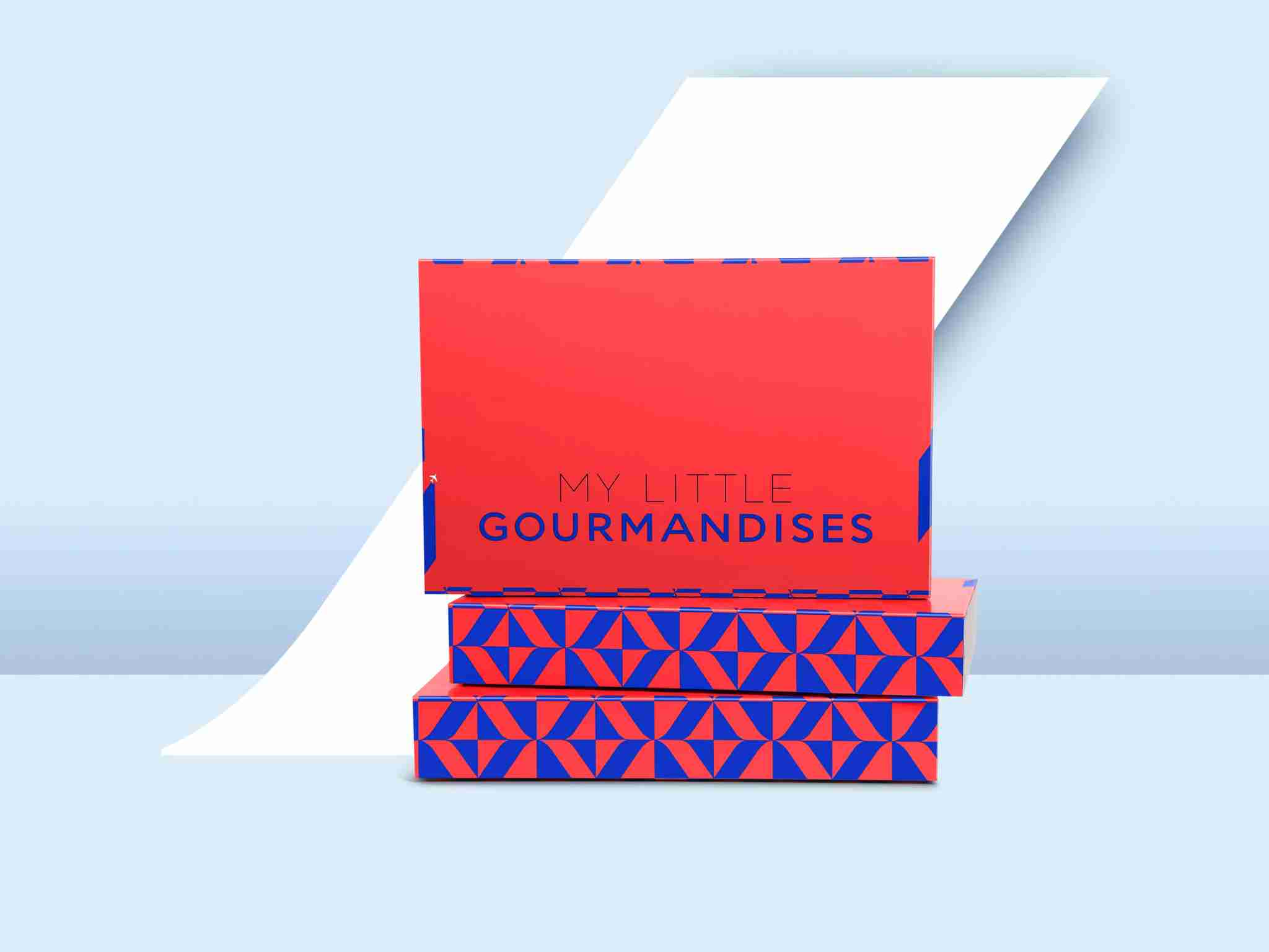 """Air France """"My Little Gourmandises"""" snack box (Photo courtesy of Air France)"""