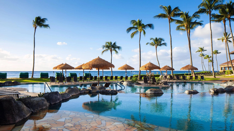 Sheraton Kauai - The best ways to use credit card award-night certificates in Hawaii