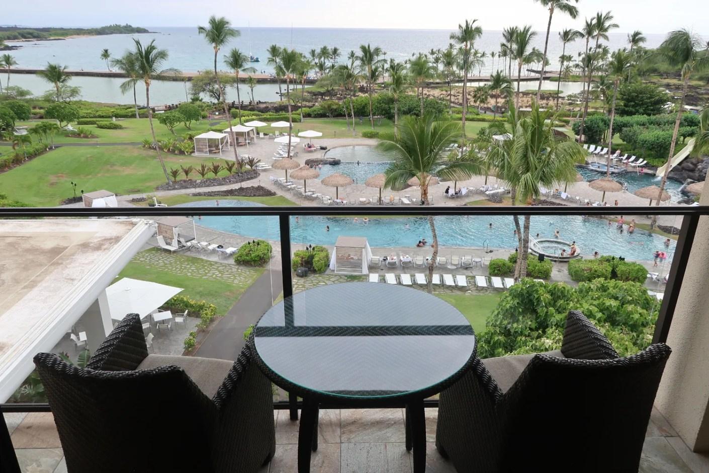A Review of the Waikoloa Beach Marriott Resort, Hawaii