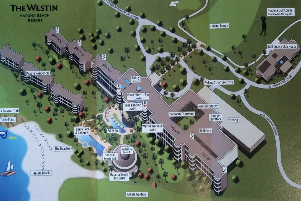 Hapuna Beach Resort Construction