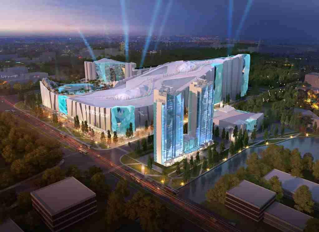 Image courtesy of Wintastar Shanghai.