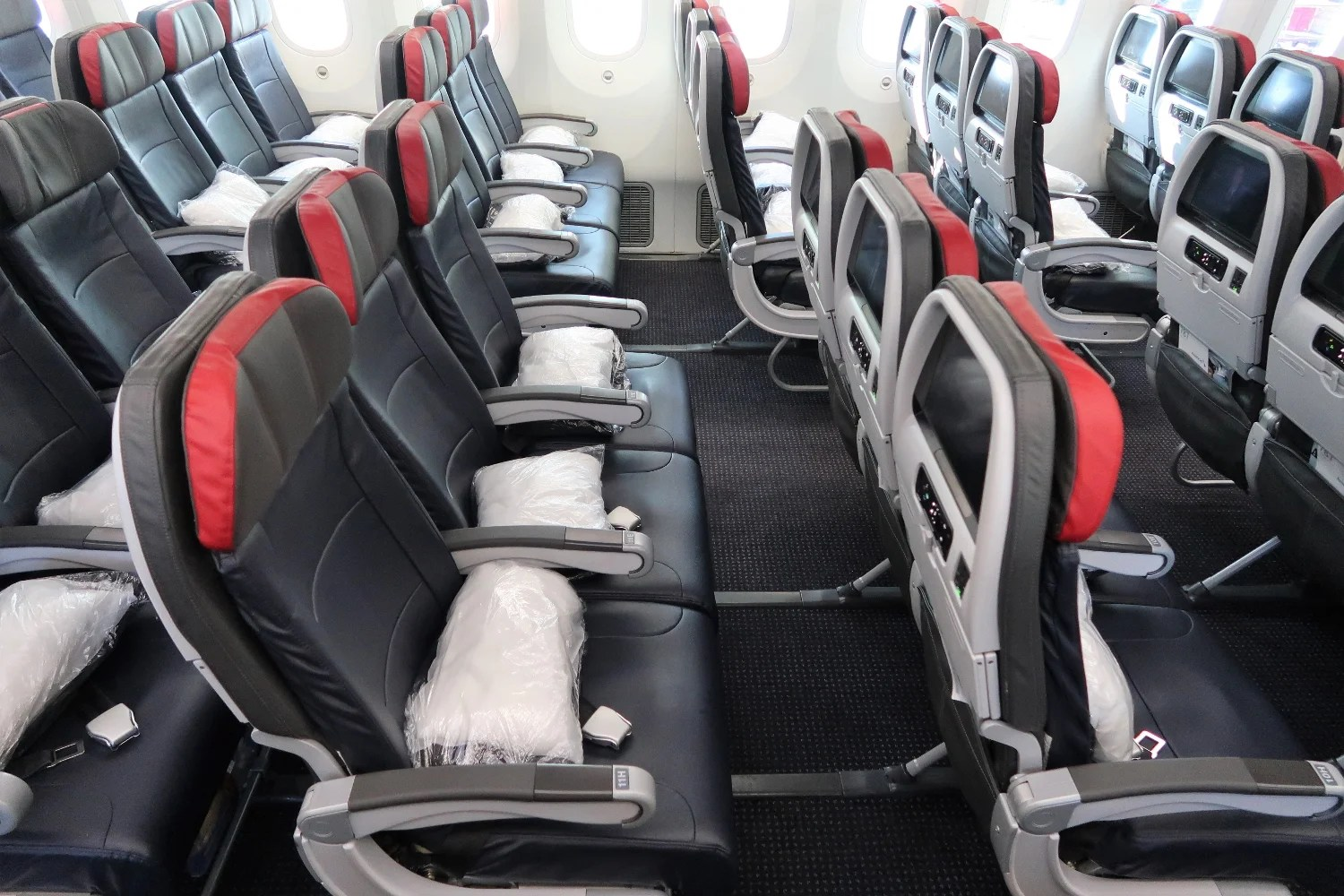 Review Aa 787 8 Main Cabin Extra From Ord To Pek