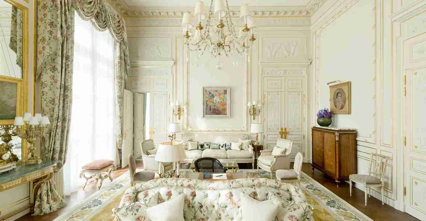 Photo courtesy of Ritz Paris.